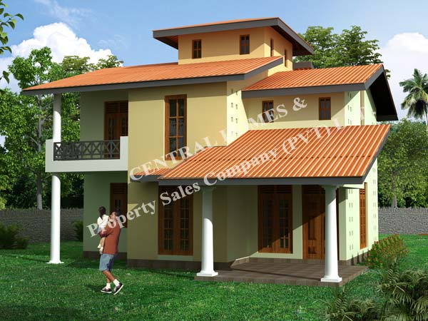 Central home property sales company pvt ltd for Modern house plans designs in sri lanka
